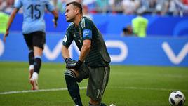 Понедельник. Самара. Уругвай - Россия - 3:0. Разочарование Игоря АКИНФЕЕВА.