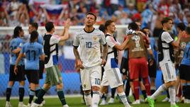 ЧМ-2018. Уругвай - Россия - 3:0
