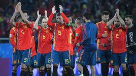 Понедельник. Калининград. Испания - Марокко - 2:2. Чемпионы мира-2010 - соперник России в первом раунде плей-офф домашнего ЧМ-2018.