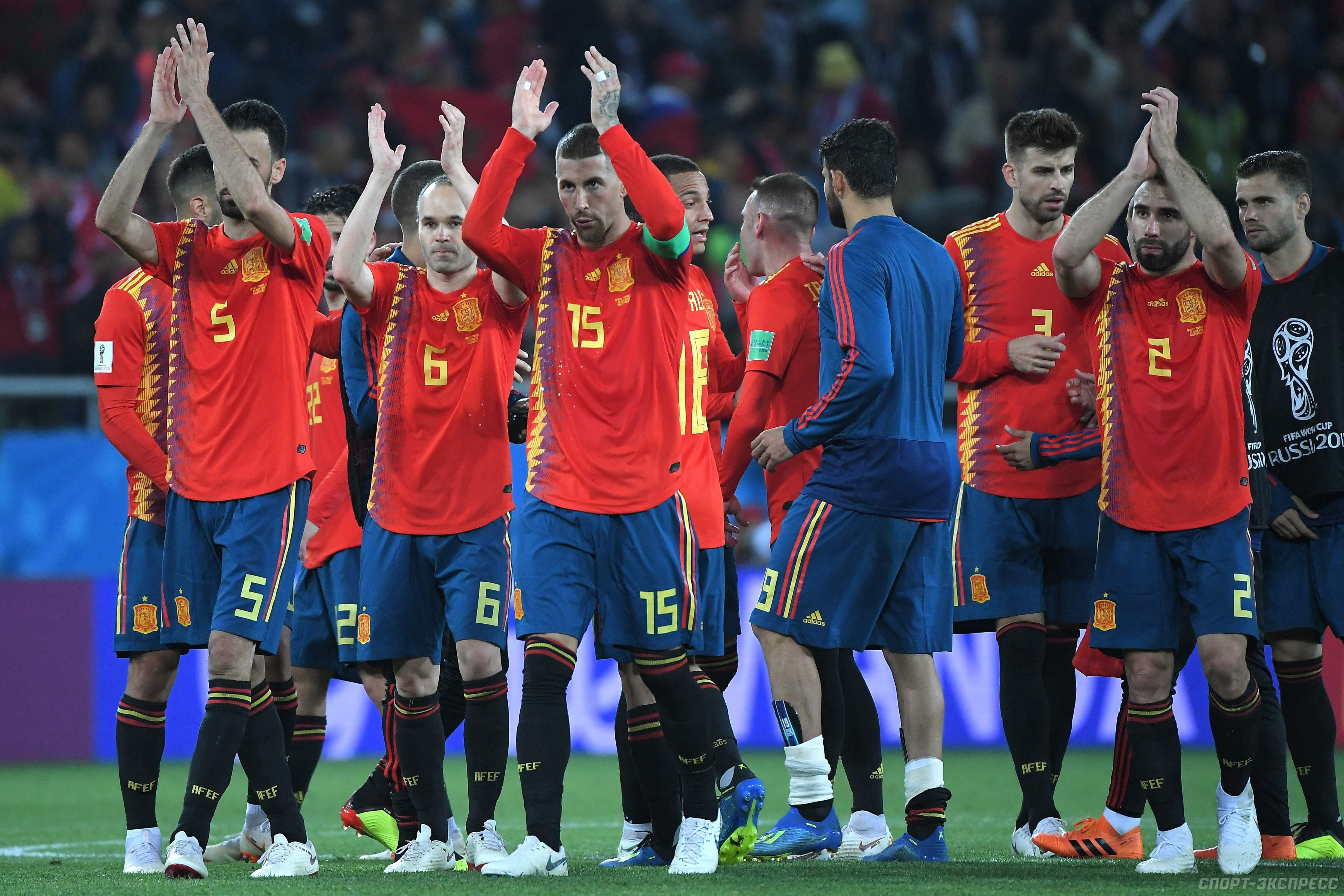 Ставки на чемпионат Испании по футболу на 26 Августа 2016