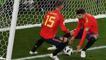 Испания попала под злых марокканцев. Но все равно сыграет с Россией