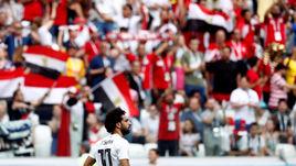 Игра сборной Египта разочаровала болельщиков.