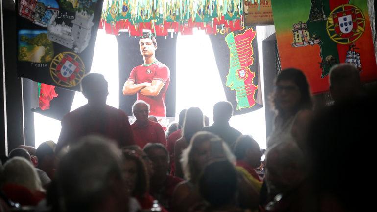 В Бразилии внимательно следят за всеми участниками ЧМ-2018. И дома, и в Москве фанаты пятикратных чемпионов мира не любят не только Лионеля Месси, но и Криштиану Роналду. Фото REUTERS