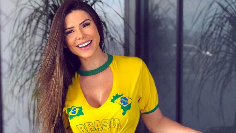 Сексуальные бразильские болелшицы