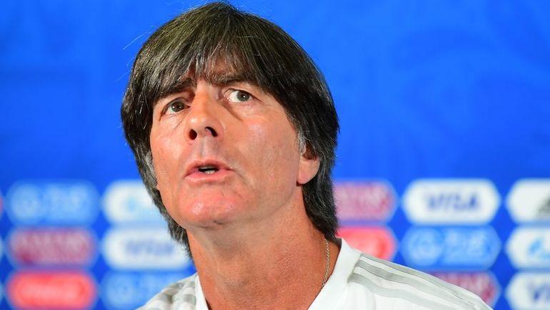 Главный тренер сборной Германии Йоахим ЛЕВ. Фото AFP