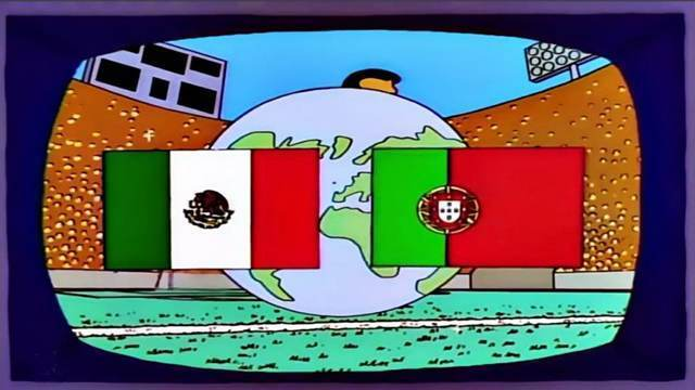 Предсказание Симпсонов о Чемпионате мира 2018 сбылось