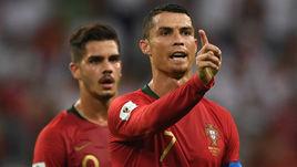 Понедельник. Саранск. Иран - Португалия - 1:1. Получивший желтую карточку вместо удаления КРИШТИАНУ РОНАЛДУ: нет, не так все было!