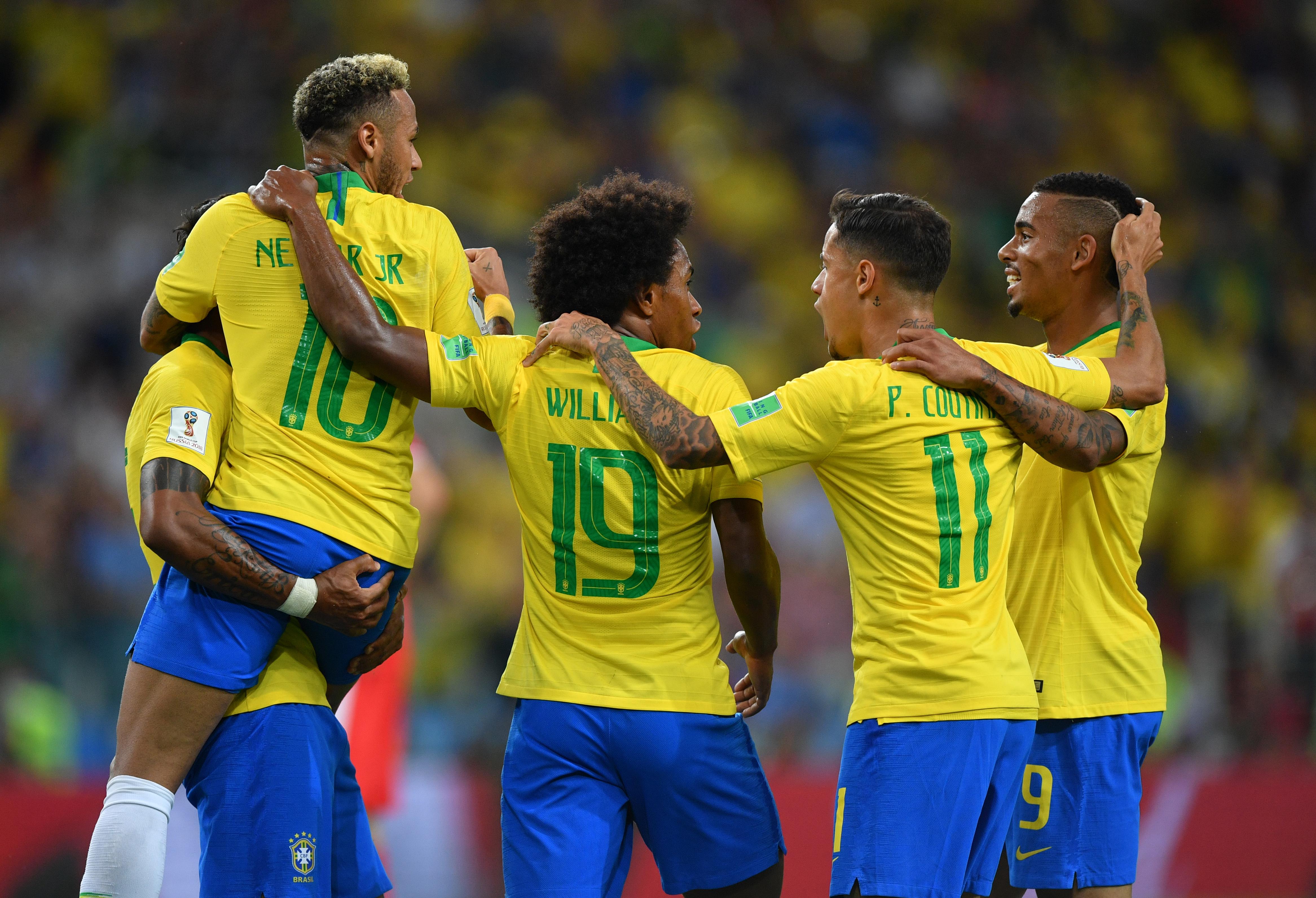 Неймар бьет Колумбию и выводит Бразилию в полуфинал Олимпиады