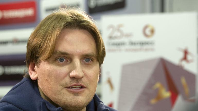 Дмитрий БУЛЫКИН.