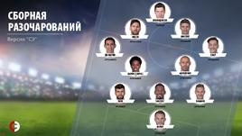 Чемпионат мира-2018: сборная худших игроков турнира.
