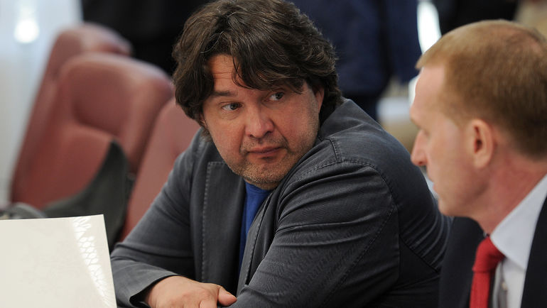 """Шамиль ГАЗИЗОВ (слева). Фото Алексей ИВАНОВ., """"СЭ"""""""