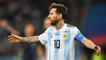 Отстаньте от Месси! Аргентина - переоцененная команда