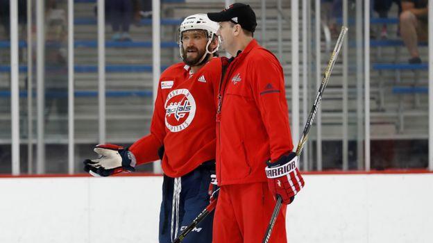 У Овечкина и Кузнецова новый тренер. Но