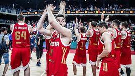 Мужская сборная России по баскетболу решила задачу по выходу во второй этап европейского отбора к чемпионату мира 2019 года.