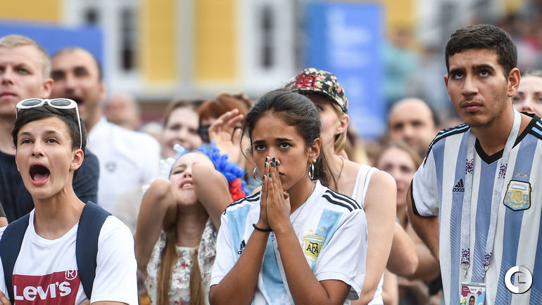 Суббота. Нижний Новгород. Аргентина проигрывает Фарнции.