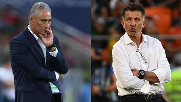 Маэстро на бровке. Бразилия - Мексика - это битва тренеров