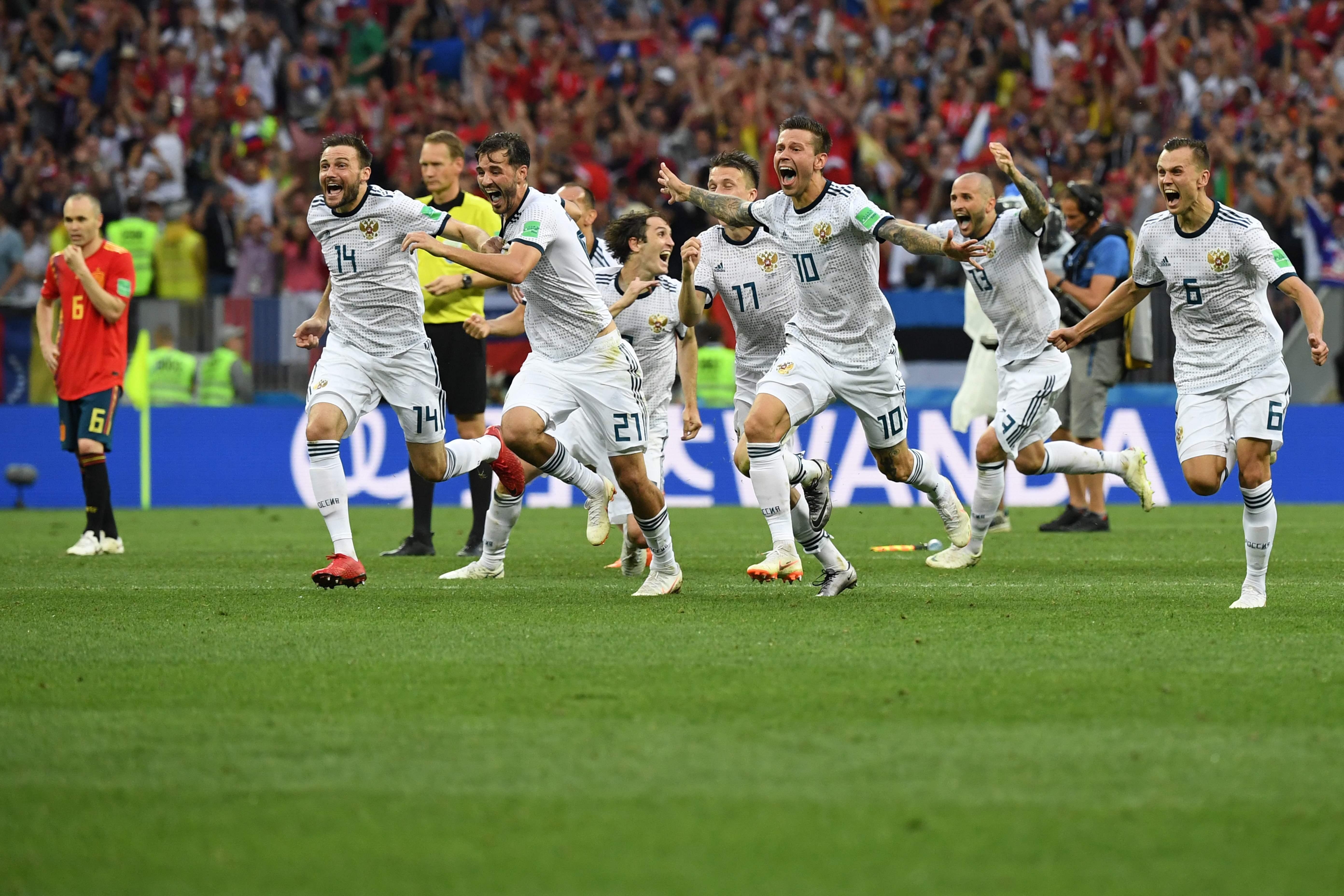 Россия испания молодежный футбол