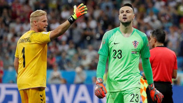 Хорватия - Дания - 1:1, пенальти - 3:2. Чемпионат мира, 1 июля 2018, обзор матча