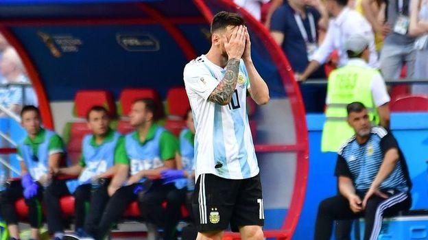 Во всем виноват Месси? Борзыкин - об игре аргентинца