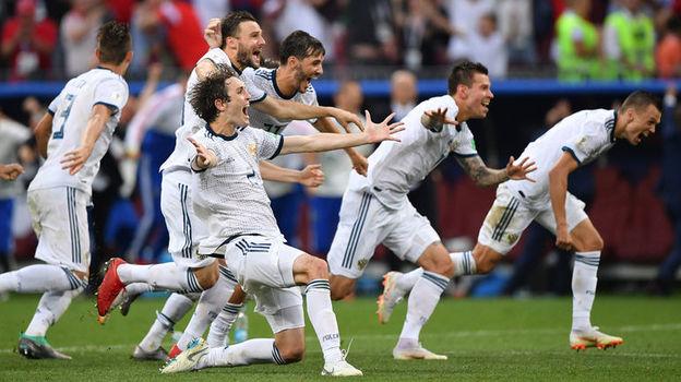 Испания - Россия - 1:1, пенальти - 3:4. Чемпионат мира, 1 июля 2018, комментарий о матче