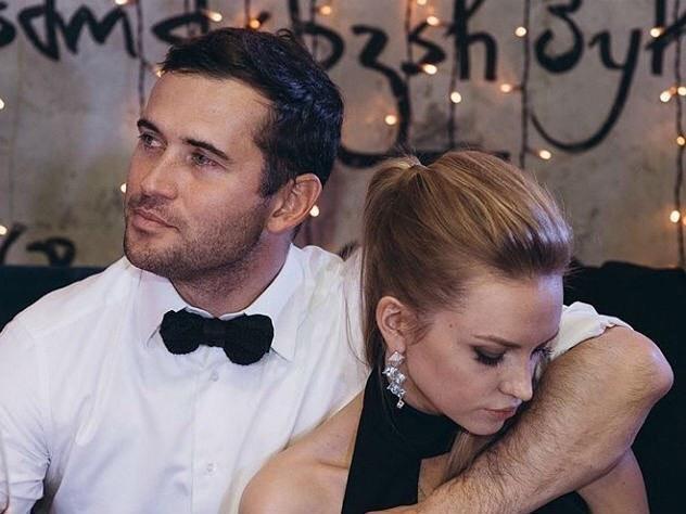Александр КЕРЖАКОВ с женой Миланой.