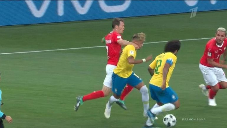 Бразилия - Швейцария.