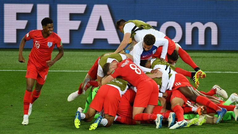 Поднимет ли Англия кубок в России? Фото REUTERS
