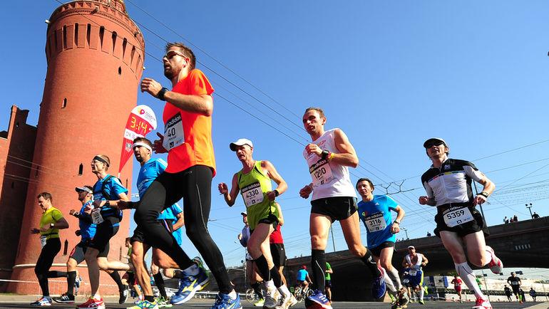 В этом году Московский марафон пройдет без допинг-контроля? Фото Антон СЕРГИЕНКО