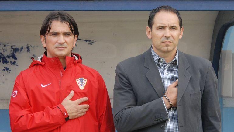 Златко ДАЛИЧ (слева) и Дражен ЛАДИЧ. Фото tportal.hr