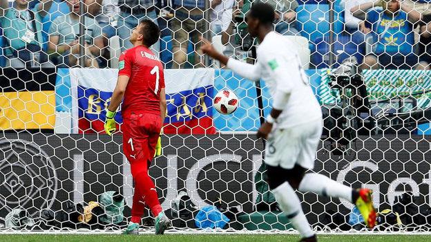 Уругвай - Франция - 0:2. Чемпионат мира, 6 июля 2018, обзор матча