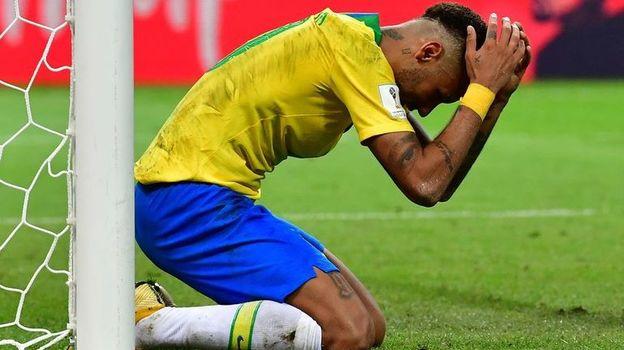 Бразилия - Бельгия - 1:2. Чемпионат мира, 6 июля 2018, обзор матча