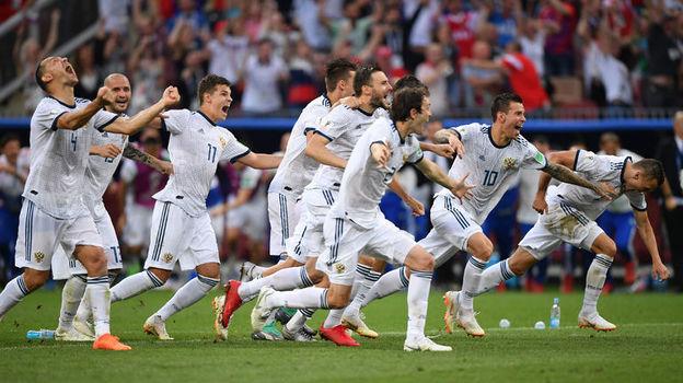 Россия - Хорватия: чемпионат мира, 7 июля 2018, анонс матча, прогноз