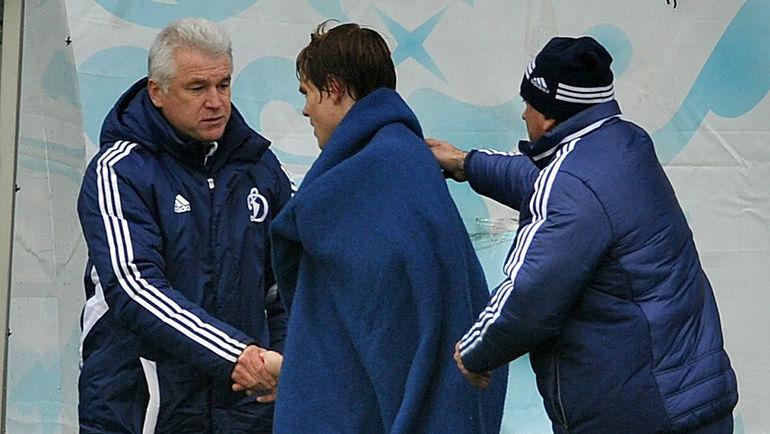 "Сергей СИЛКИН (слева). Фото ""СЭ"""