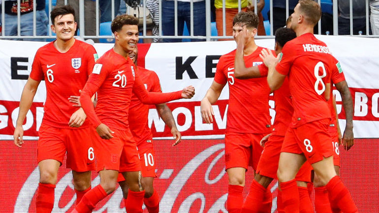 Англия победила Швецию в 1/4 финала ЧМ-2018 (Видео)