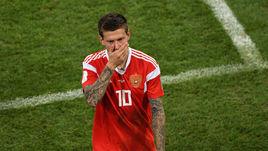 Суббота. Сочи. Россия - Хорватия - 2:2, пенальти - 3:4. Разочарование Федора СМОЛОВА.