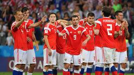 7 июля. Сочи. Россия - Хорватия - 2:2, пенальти - 3:4. Сборная остановилась в четвертьфинале домашнего ЧМ-2018.