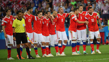 Команда гордости нашей