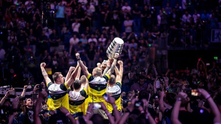 Na'Vi – чемпион ESL One в Кельне. Фото ESL