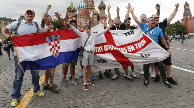 Хорватия - Англия: чемпионат мира, 11 июля 2018, анонс матча