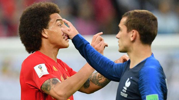Франция - Бельгия - 1:0. Чемпионат мира, 10 июля 2018, комментарий о матче