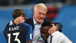 Франция - Бельгия - 1:0. Видеообзор матча