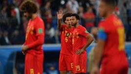Вторник. Санкт-Петербург. Франция - Бельгия - 1:0. Сборная Бельгии не смогла выйти в финал ЧМ-2018.