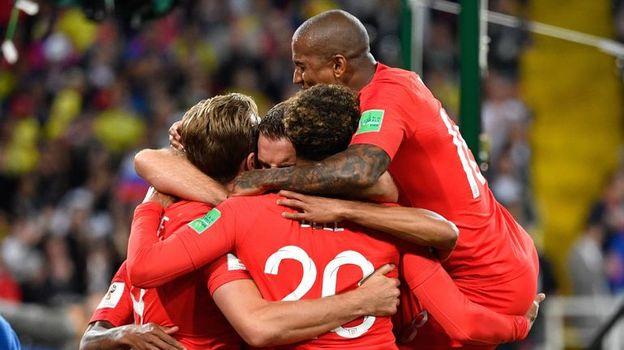 """Будет ли Англия еще играть в """"Лужниках""""? Фото Reuters"""