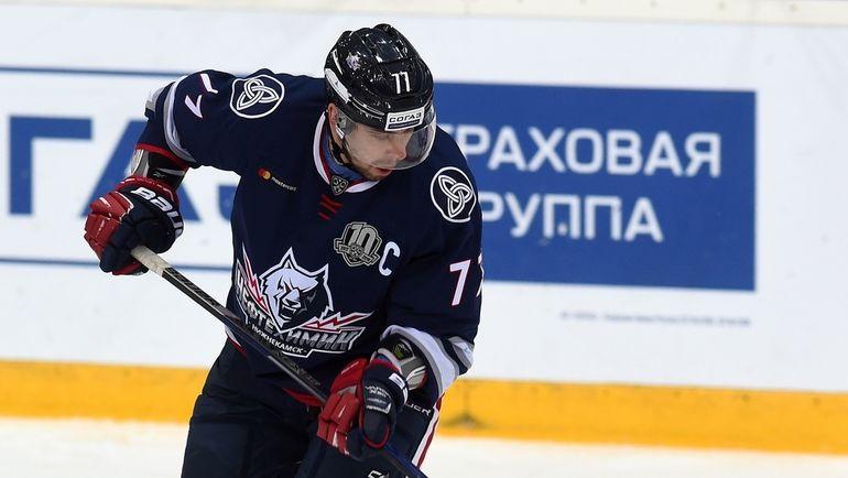 Олег ПИГАНОВИЧ. Фото photo.khl.ru