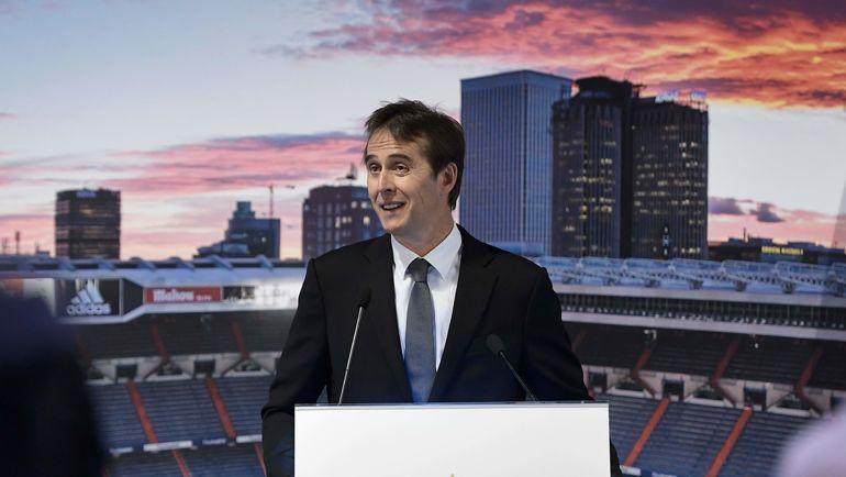 """Новый главный тренир """"Реала"""" Хуан ЛОПЕТЕГИ. Фото AFP"""