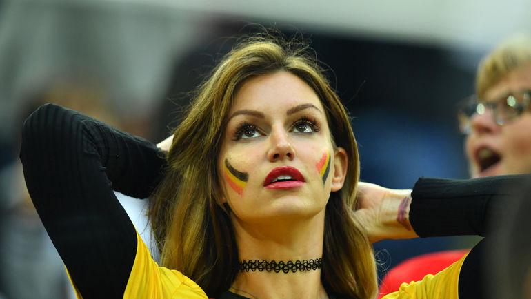 Болельщика сборной Бельгии. Фото REUTERS