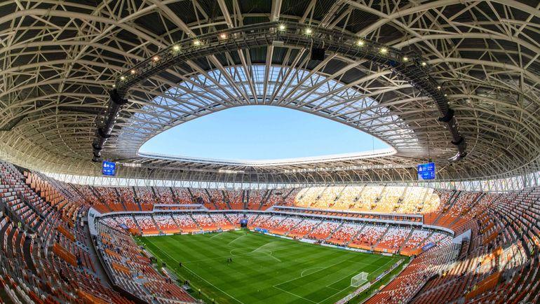 """""""Саранск Арена"""". Фото AFP"""