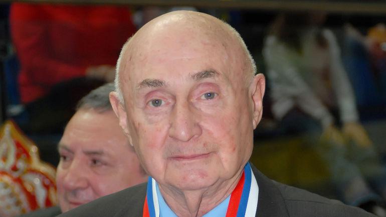 Давид Яковлевич БЕРЛИН.