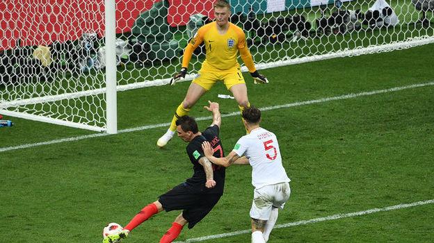 Хорватия - Англия - 2:1 д.в. Чемпионат мира, 11 июля 2018, обзор матча