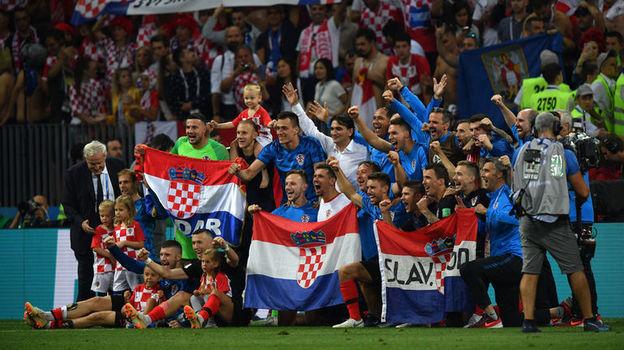 Франция - Хорватия: чемпионат мира, финал, 15 июля 2018, кто сыграет